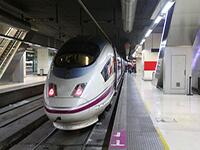 Поезд из Жироны в Ллорет-де-Мар - фото