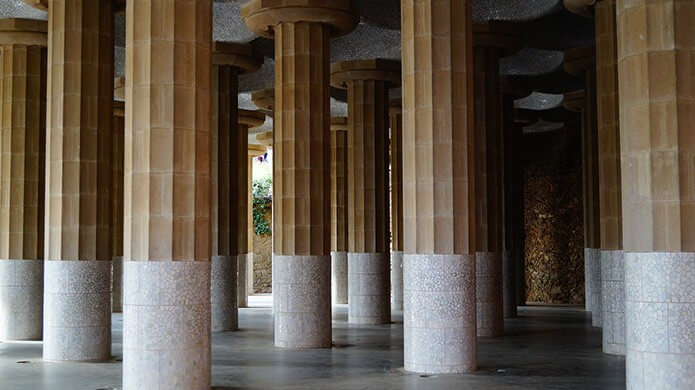 Зал 100 колонн - фото