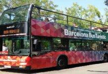 Бас Туристик в Барселоне