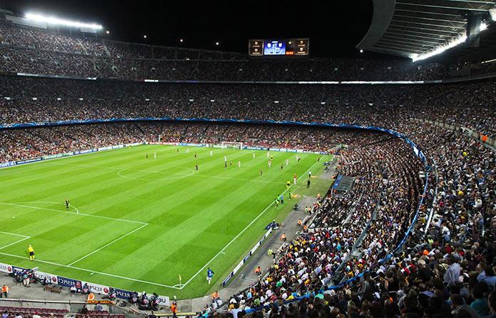 Стадион Барсы - фото