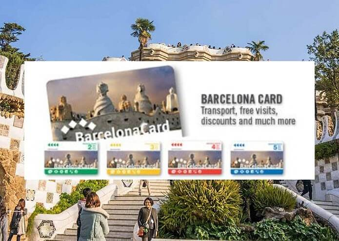 Барселона Кард - скидочная карта туриста