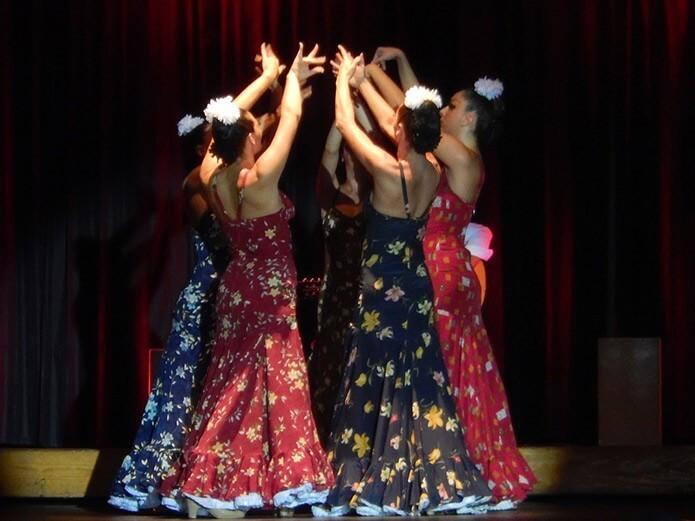 Шоу в Palau Dalmases - фото