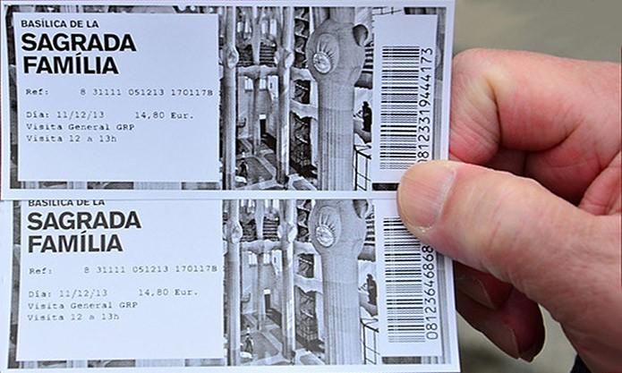 Билеты в Саграда Фамилия: как купить онлайн