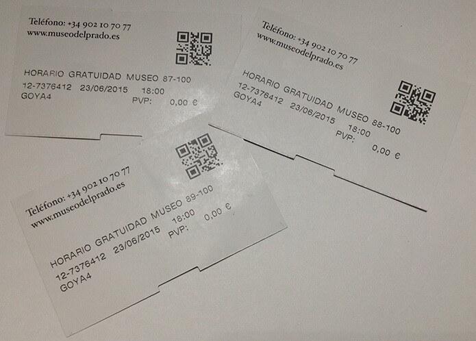 Льготные билеты - фото
