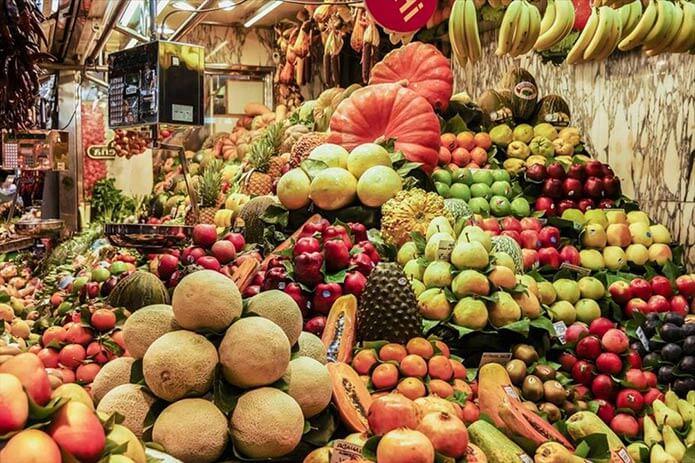 Рынок в Салоу - фото