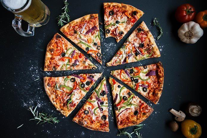 Пиццерия в Салоу