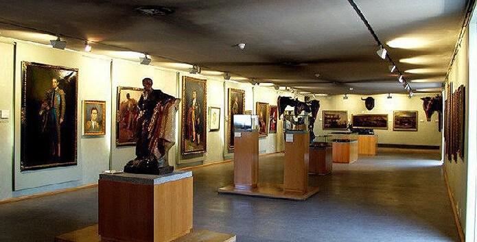 Музей корриды в Мадриде - фото
