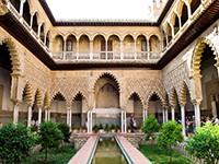 Дворец Алькасар - фото