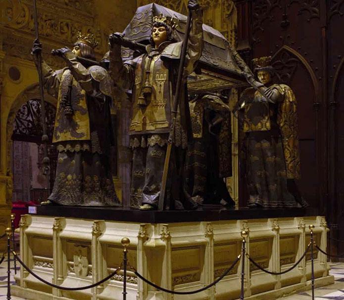 Гробница Христофора Колумба - фото