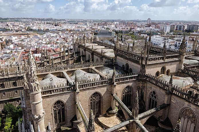 Севильский кафедральный собор - фото