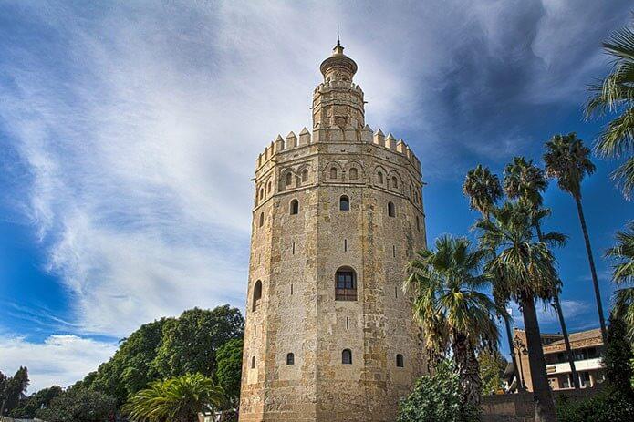 Золотая башня Севильи - фото