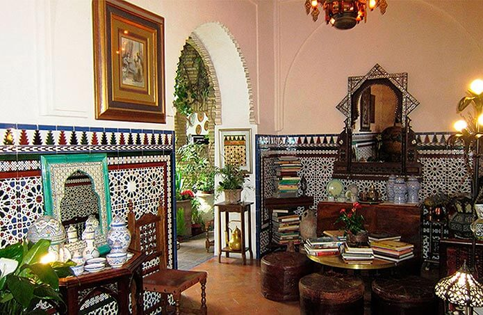 Андалузский дом-музей - фото