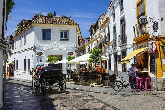 Старый город Кордоба - фото