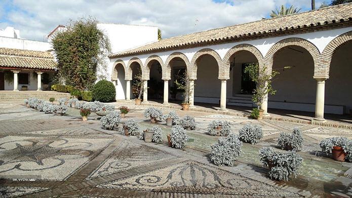 Дворец Виана - фото