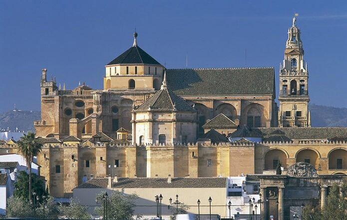 Кафедральный собор Кордовы - фото
