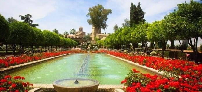 Сады Алькасара - фото