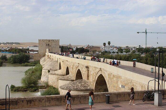 Римский мост Кордоба