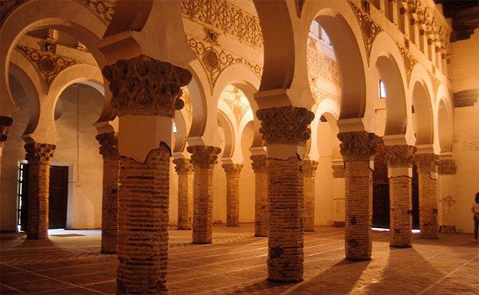 Синагога в Кордобе - фото