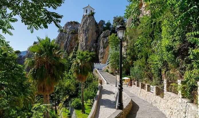 Гуадалест - фото