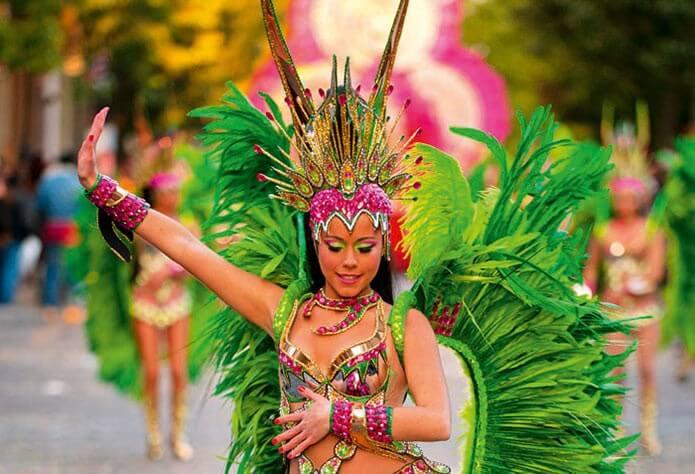 Карнавал в Торревьехе - фото