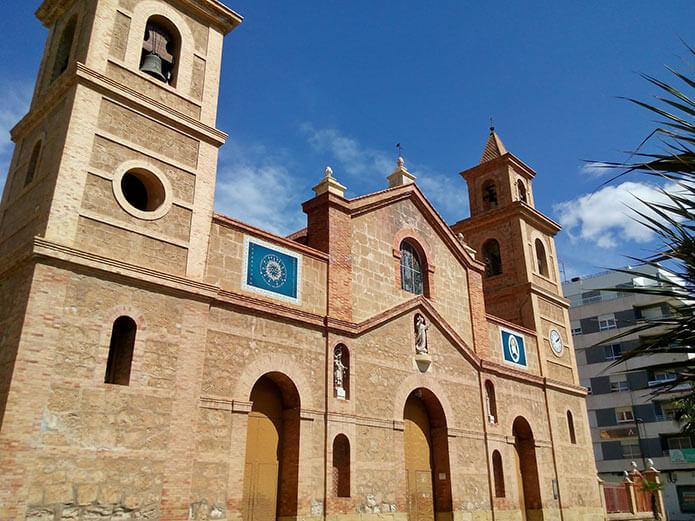 Церковь Непорочного Зачатия в Торревьехе - фото