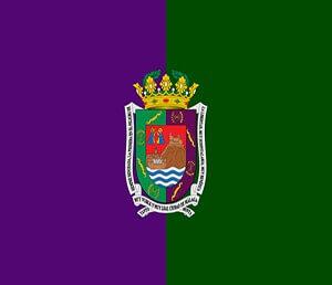 Флаг Малаги - фото