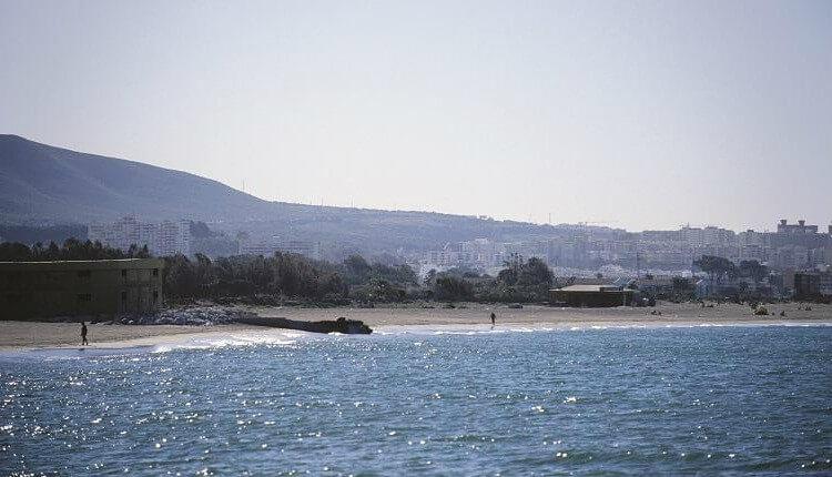 ПляжКамподе Гольф - фото