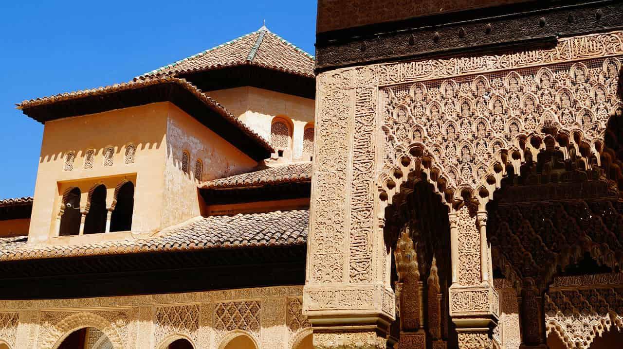 Альгамбра - фото