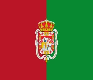 Флаг Гранады - фото