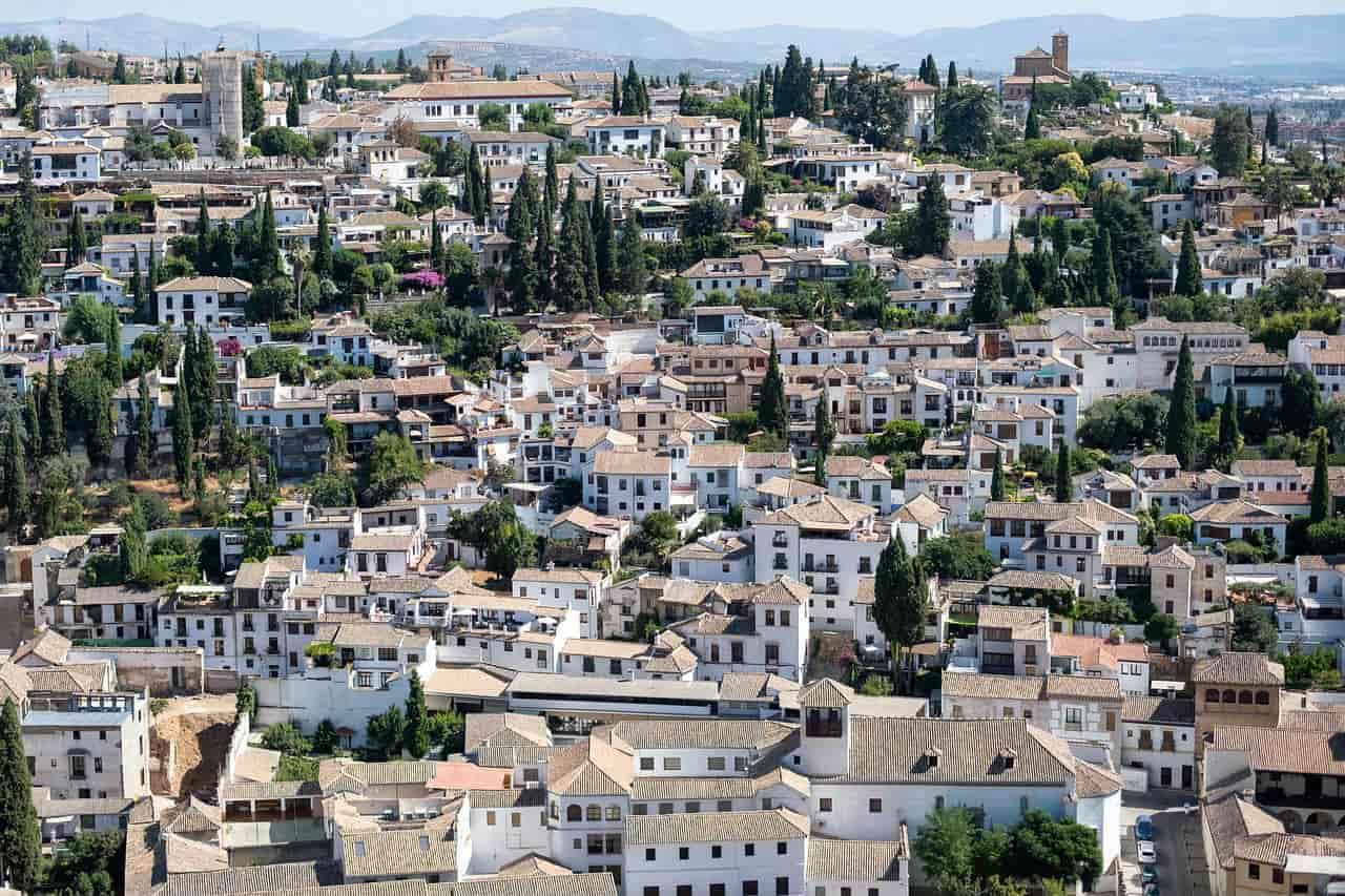 Вид на Гранаду - фото