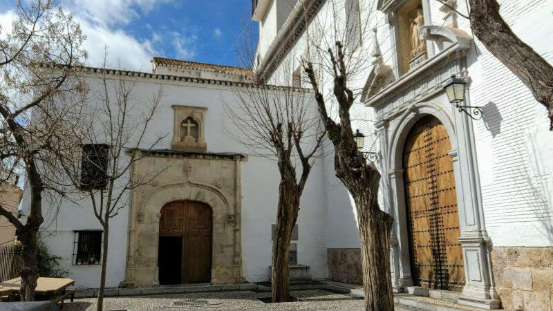 Монастырь de laConcepción - фото