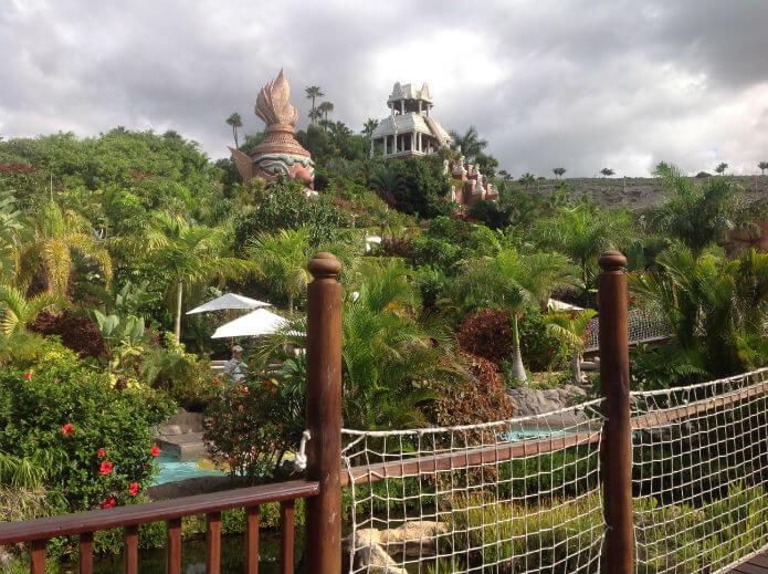 Сиам Парк на Тенерифе - фото