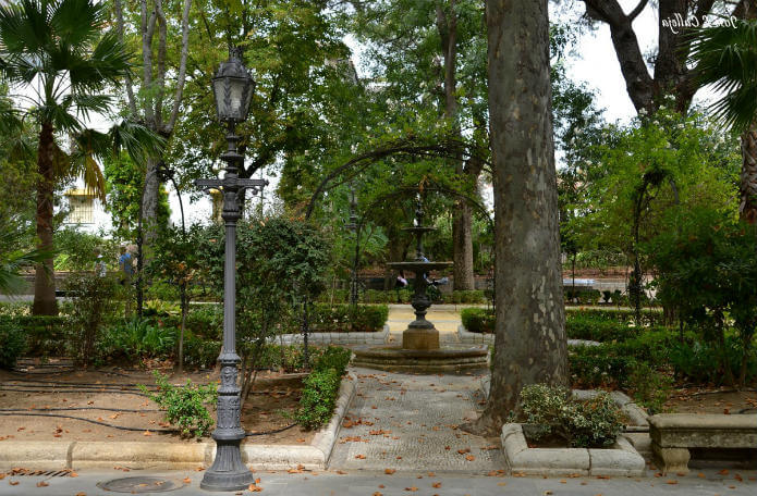 Парк AlamedaDelTajo - фото