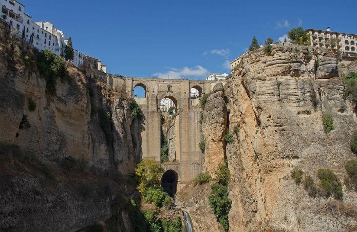 Новый мост в Ронде