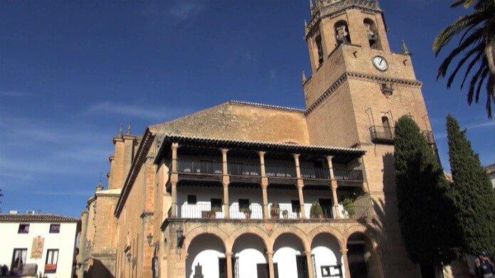Церковь SantaMarialaMayor - фото
