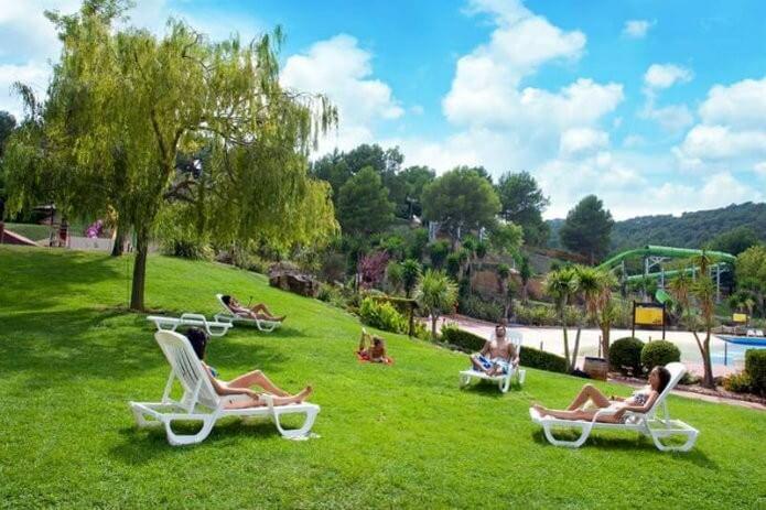 Аквапарк Aqualeon в Таррагоне - фото