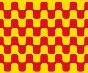 Флаг Таррагоны - фото