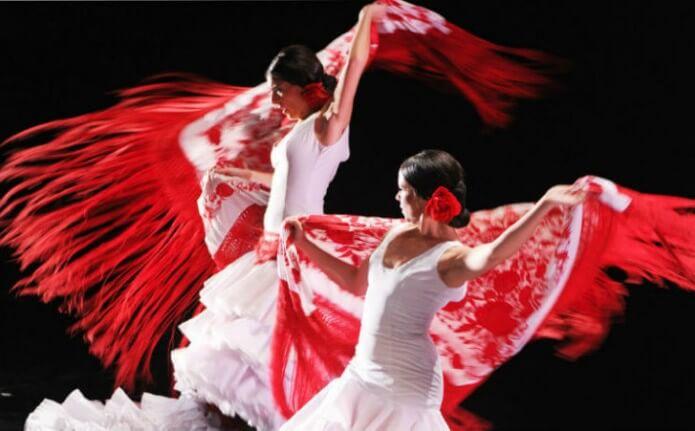 Фламенко в усадьбе L`Orangerie - фото