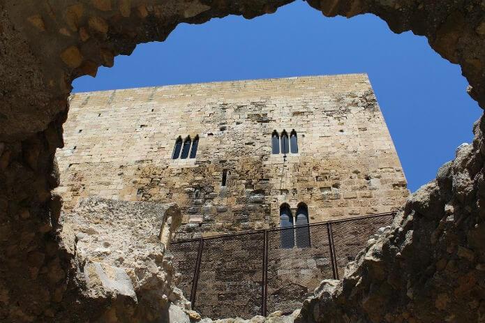 Руины Таррагоны - фото