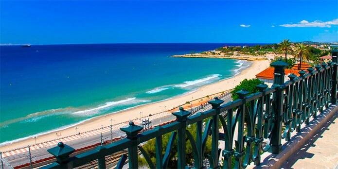 Балкон Средиземноморья Таррагоны - фото