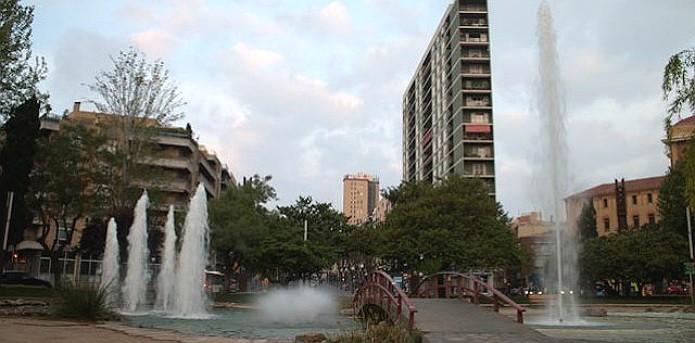 Площадь ИмпериалТаррако - фото