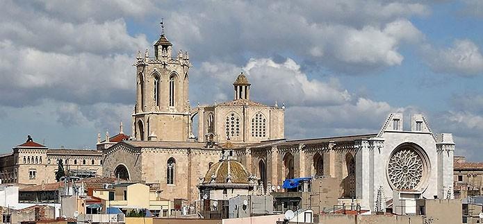 Кафедральный соборТаррагоны - фото